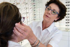 Focus Optometrists Sherwood glasses fittings