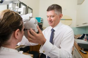 Focus Optometrists Sherwood QLD Simon Hurwood Optometrist
