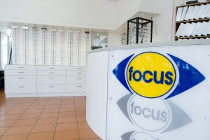 Focus Optometrists Sherwood QLD interior of Practice